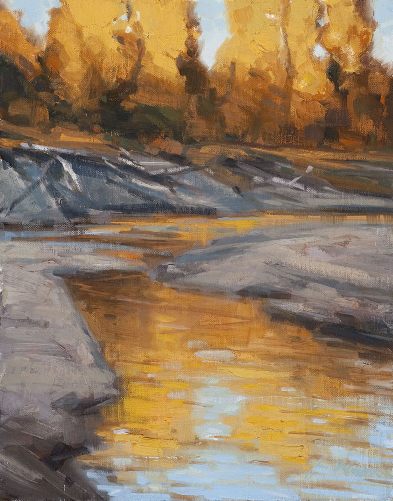 Yellowstone_River_Evening